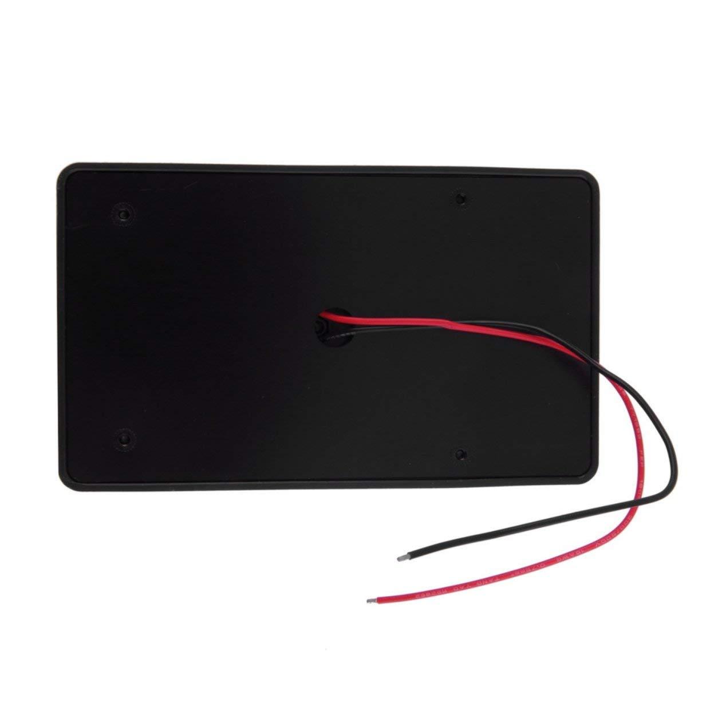 MXECO Bater/ía Adaptador de Placa Convertidor para Sony V-Lock V-Mount Fuente de alimentaci/ón de bater/ía Exquisitamente dise/ñado Duradero