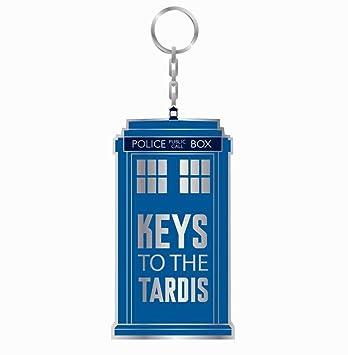 Llavero Doctor Who - Llaves para el Tardis
