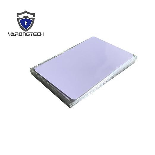 HF MIFARE Classic® 1K 13,56MHz RFID NFC Tarjeta de para control de ...