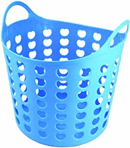 Elliott EL090009B - Cesto de plástico para colada, color azul
