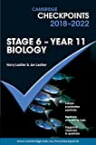 img - for Cambridge Checkpoints Year 11 (Stage 6) Biology book / textbook / text book