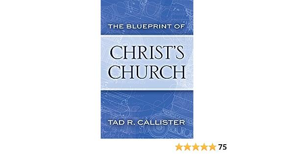 Old Christ Church Blueprint