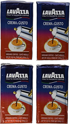 Lavazza Italian Ground Espresso bricks