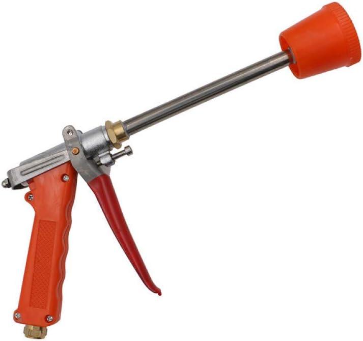 DECHM 1 Pistola de pulverización de jardín Larga Pesticida de huerto antiniebla Riego agrícola Pistola de pulverización de Alta presión Lavado de Autos