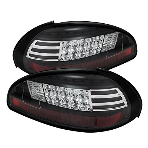 (Spyder Auto Pontiac Grand Prix Black LED Tail Light)