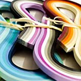 Juya Paper Quilling Set 720 Strips 36 Colors 54cm
