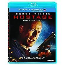 Hostage [Blu-ray + Digital HD] (2014)