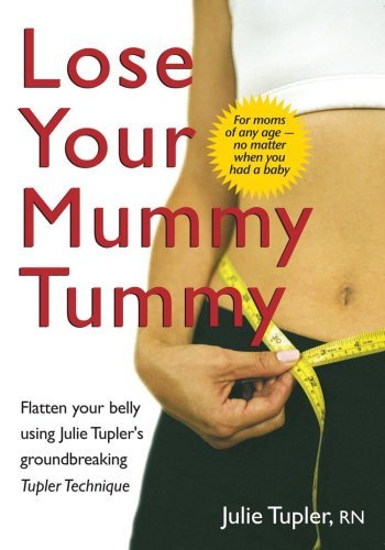 Lose Your Mummy Tummy DVD by Julie Tupler