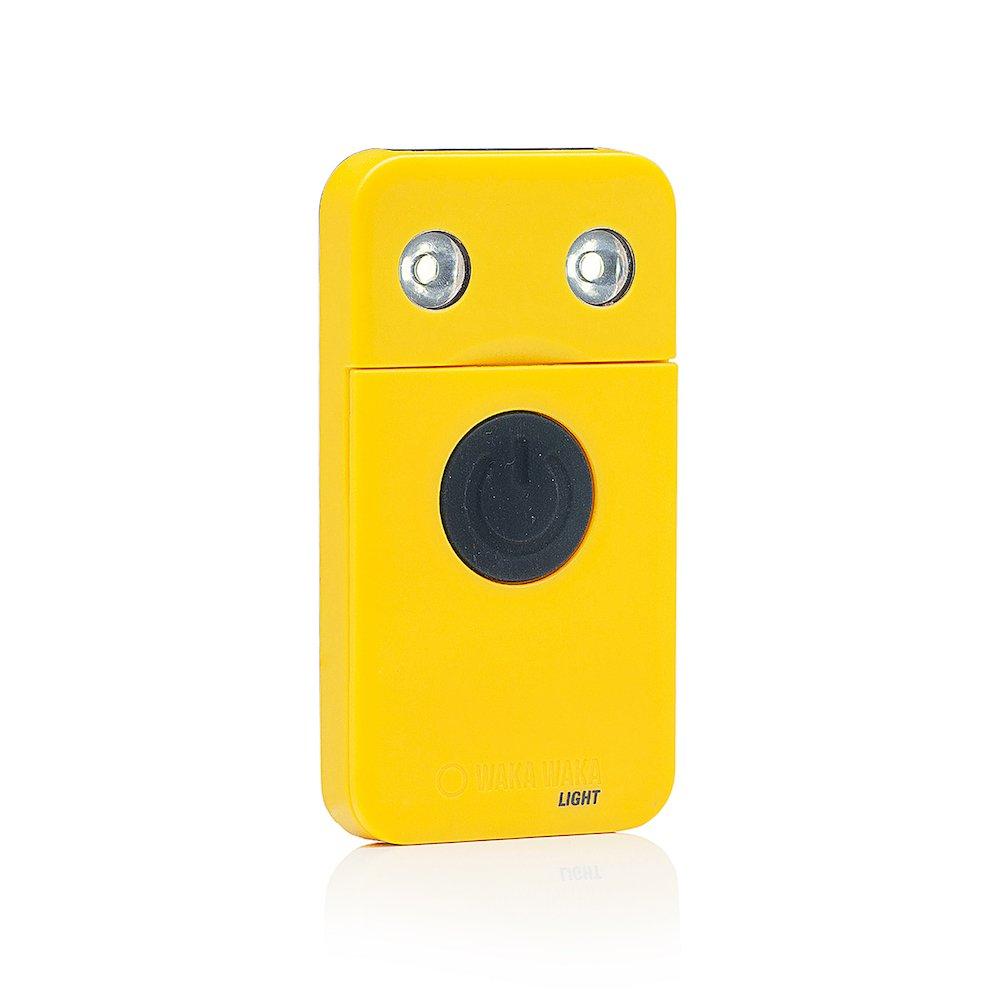 WakaWaka Solar Light, Yellow