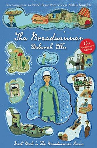The Breadwinner (movie tie-in edition) (Breadwinner Series)