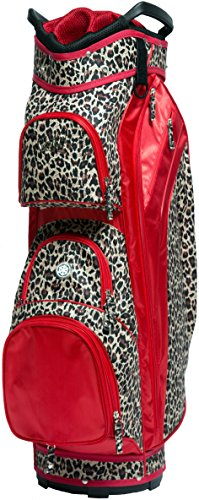 Golf Leopard Gloves - Glove It Women's Golf Bag (Leopard)