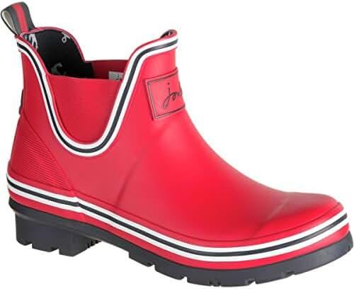 Joules Women's Seafarer Bob Rain Shoe