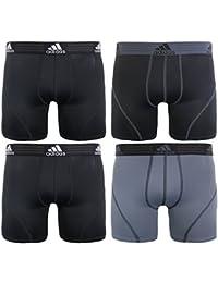 Men's Sport Performance Climalite Boxer Brief Underwear...