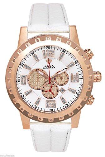 aqua master chronograph - 6