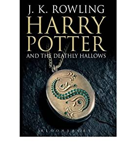 """Afficher """"Harry Potter n° 7 Harry Potter and the Deathly Hallows"""""""