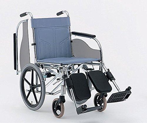 松永製作所0-7720-11肘跳上多機能介助車(介助式/ハイブリッドタイヤ/ワンタッチ調節) B07BD366M9