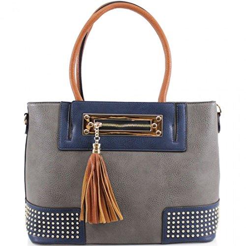 Miss Candy - Gray Handbag Woman