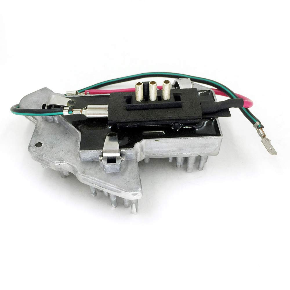 Heater Blower Motor Regulator Resistor Fit for Benz W208 W202 2108206210