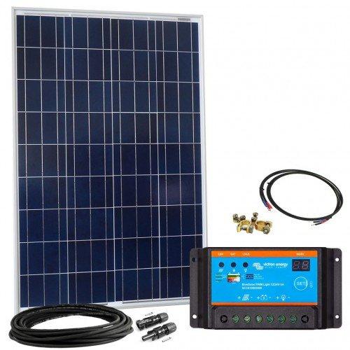 100 Watt - 12 V Solaranlage / Bild: Amazon.de