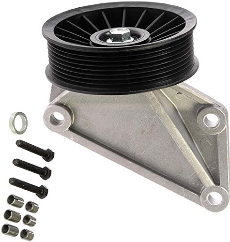 ac compressor bypass pulley - 7