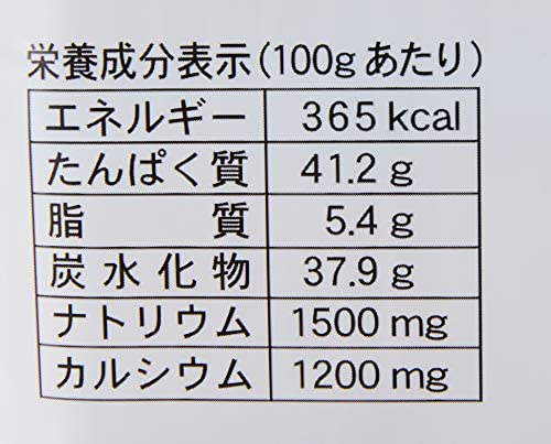 タクマ食品 カルシウムたっぷり おやつ小魚 72g(9g×8袋)