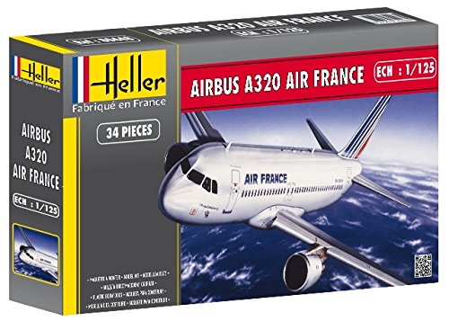 heller-airbus-a320-air-france-airliner-1-125-scale
