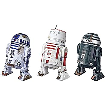 Star Wars Droid 3 Pack Action Figure