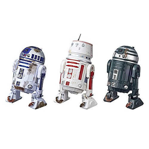 Star Wars Droid 3 Pack Action