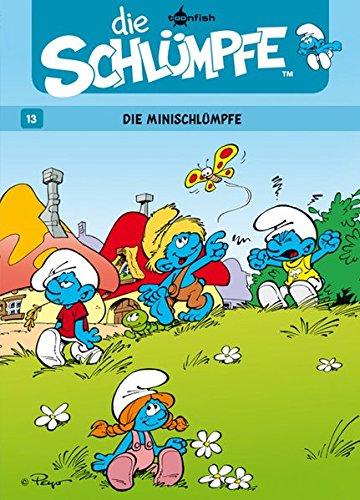 Die Schlümpfe. Band 13: Die Minischlümpfe Gebundenes Buch – 1. Juli 2012 Peyo Splitter-Verlag 3868699678 Comic
