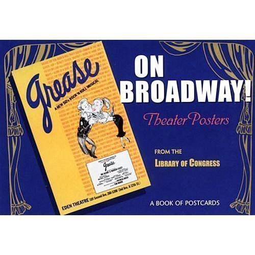 On Broadway! Theater Posters: A Book of Postcards (On Broadway! Theater Posters: A Book of Postcards)