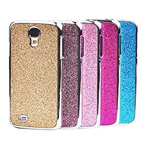 Caja hermosa del color de la chispa Volver S¨®lido para Samsung Galaxy S4 i9500 (Assorted corlors) , Oro