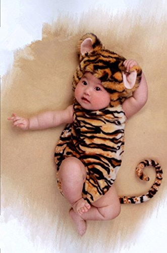 Cute kids-Outlet-uncinetto per neonata, fatto a mano, Berretto tigre ...