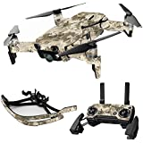MightySkins Skin For DJI Max Coverage - Viper Western | Protective, Durable, and Unique Vinyl Decal wrap cover | Easy To Apply, Remove, and Change Styles | Made in the USA