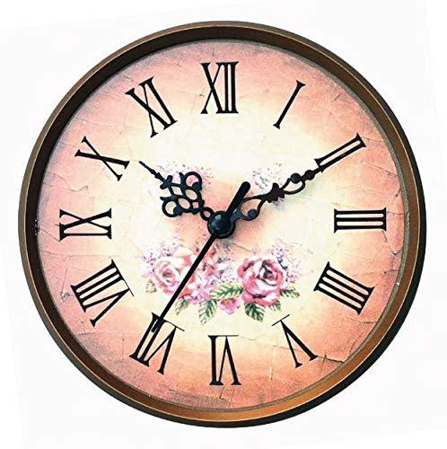 Maslin Insert Clock Clock Head 130mm(12C) Clock Parts Roma Number 5pcs/lot,