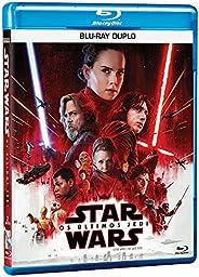 Star Wars: Os Últimos Jedi [Blu-Ray Duplo]