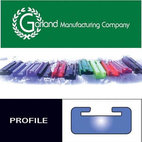 Garland Yahama Slide 41.42'' Profile 12Black 231333 12 BLACK