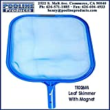 Pooline Products 11026M Leaf Skimmer with Magnet