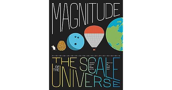 Amazon.com: Magnitude: The Scale of the Universe ...