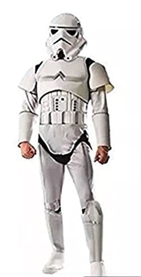 Stormtrooper Costume Kid Small 4-6 Halloween Star Wars Storm Trooper Dress up  sc 1 st  Amazon.com & Amazon.com: Stormtrooper Costume Kid Small 4-6 Halloween Star Wars ...