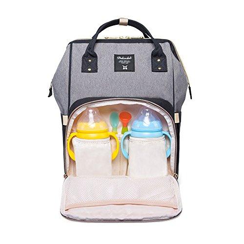 Review Abear Diaper Bag Backpack