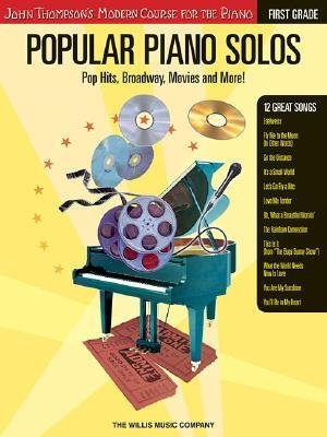 Download [(Popular Piano Solos, First Grade)] [Author: Hal Leonard Publishing Corporation] published on (February, 2006) pdf