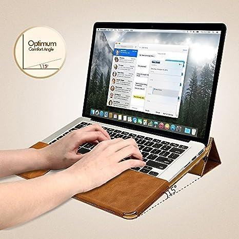 Apple MacBook Pro 13 Caso, Jisoncase una pieza diseñada ...
