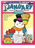 img - for January - A Month of Ideas At Your Fingertips! (From Your Friends At The Mailbox, TEC211) book / textbook / text book