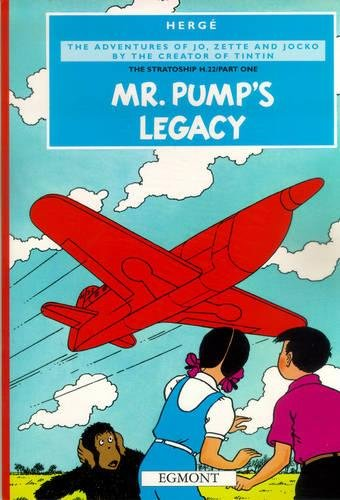 Read Online MR Pump's Legacy (Jo, Zette & Jocko) ebook