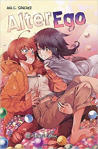 Planeta Manga: Alter Ego de Ana C. Sánchez