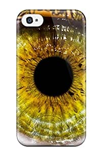 Durable Defender Case For Iphone 4/4s Hard Cover(the Eye)