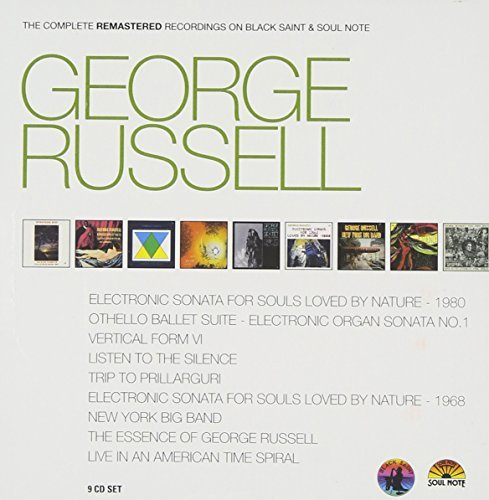 Price comparison product image George Russell - The Complete Remastered Recordings on Black Saint and Soul Note By George Russell (2010-09-09)