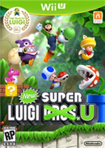 New Super Luigi U by Nintendo
