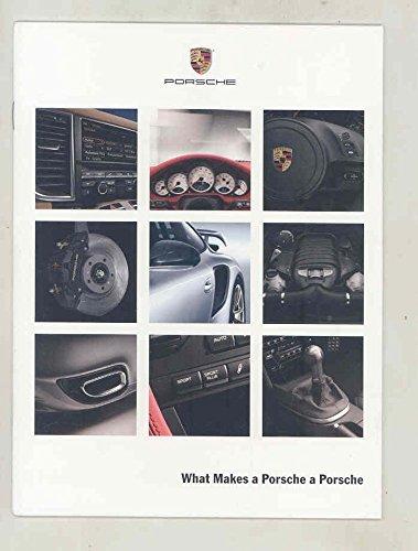 2011 Porsche Gt3 R Hybrid Race Car 911 997 Targa Cayman Boxster Brochure