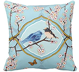 Amazon.com: Priority Home & Design Bluebird Vignette